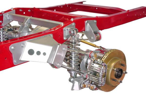 1946-52 Ford Pick Up - 84-87 Corvette Rear Suspension Installation Kit
