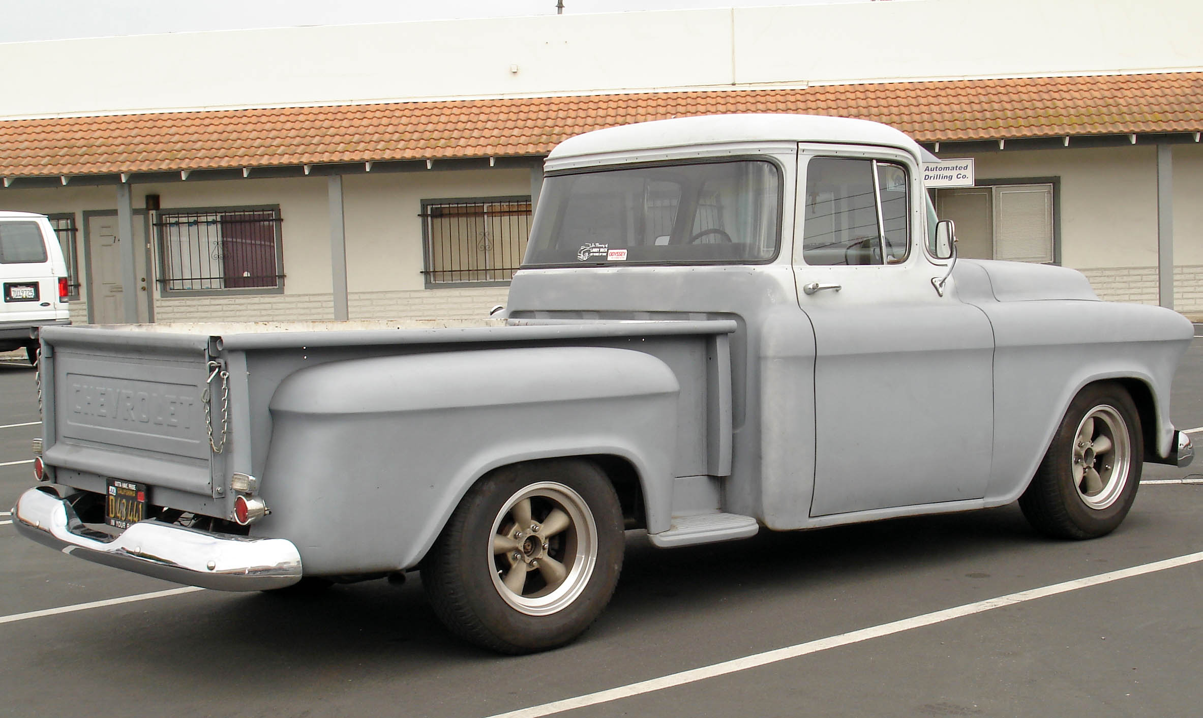 1955-59 Chevy Pick Up