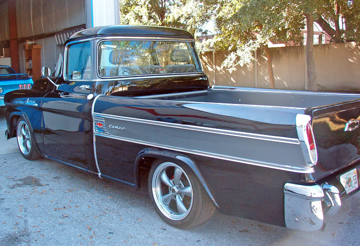 1955-59 Chevy Cameo Carrier Pick Up