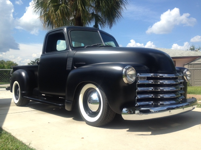 1947-54 Chevy Pick Up